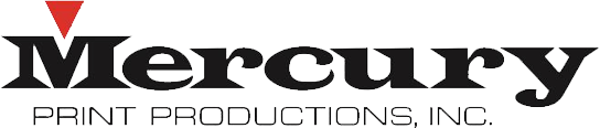 Mercury Print Productions Logo