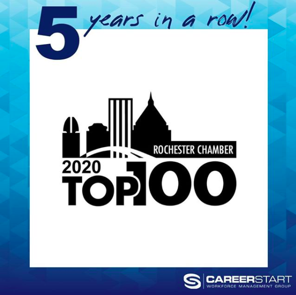 Rochester Chamber of Commerce Top 100
